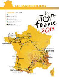 La Police nationale dans le Tour de France 2013