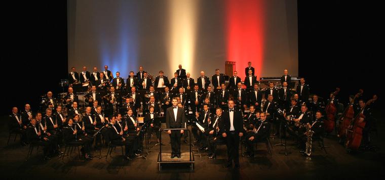 orchestre de la police nationale fanfare à velizy